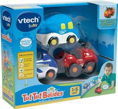 Vtech 205735 Coffret Trio Vacances Tut Tut Bolides moins cher en ligne chez Ebay, Priceminister, Amazon. Vtech 205735 prix en ligne.