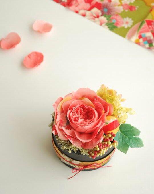 婦人画報 「きょうとあす」に特等席プランに掲載  和 花手箱  http://tabihatsu.jp/kyotoasu/program/91365.html