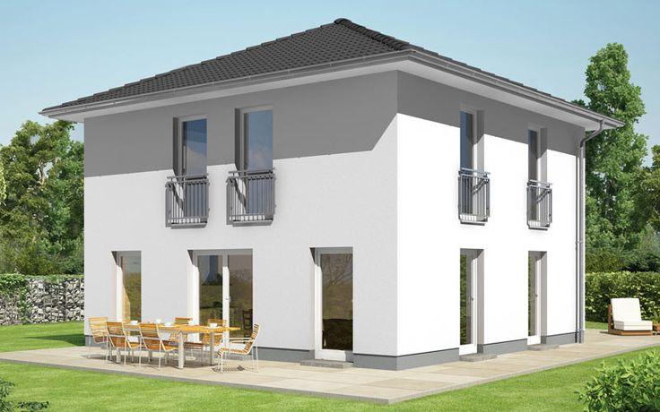 17 best images about stadtvillen hausprogramm on pinterest. Black Bedroom Furniture Sets. Home Design Ideas