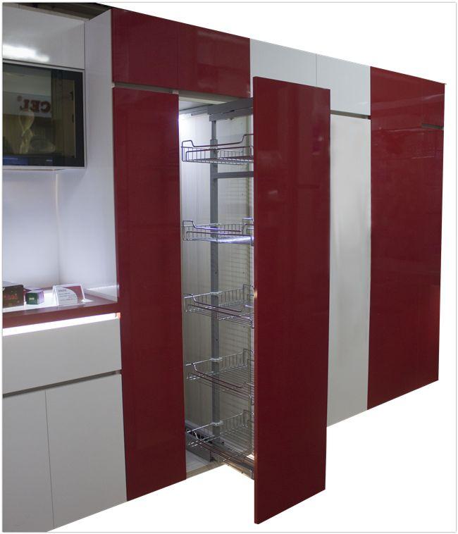 Kitchen Storage Ladder: Pin By Gemina Lee On House - Kitchen