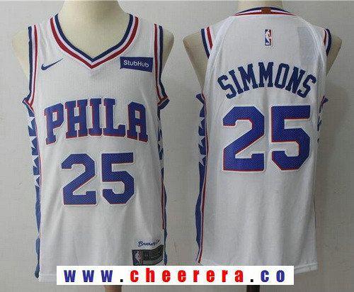 best authentic 1ef71 eff60 Pin on NBA Philadelphia 76ers Jerseys