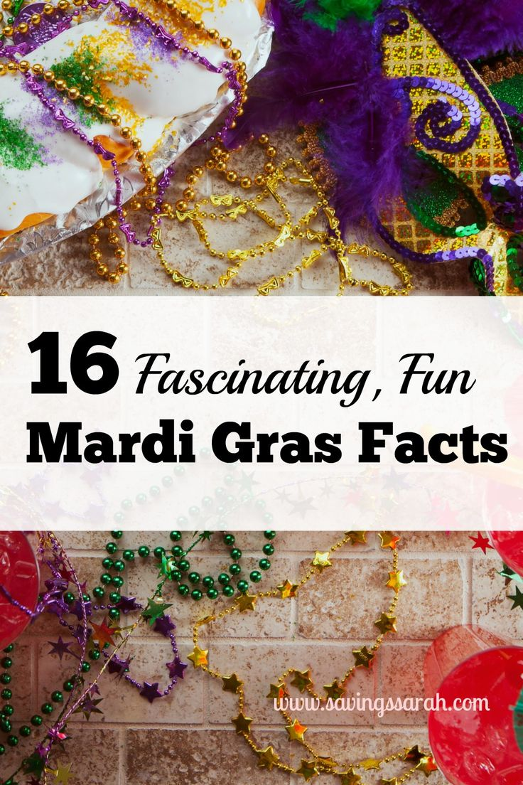 Mardi Gras is lots of pageantry and fun. Learn all about Carnival Season in the United States with these 16 Fascinating Mardi Gras Facts. You will see why some people wait all year for the celebrations.