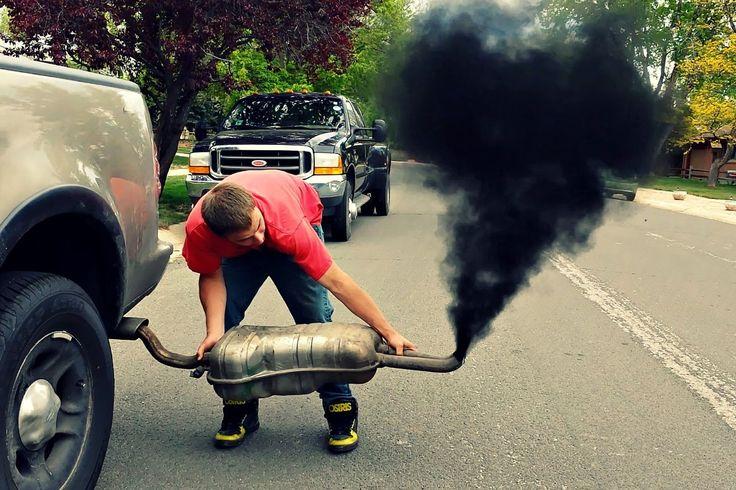 les 25 meilleures id es de la cat gorie rolling coal sur pinterest diesel cummins diesel. Black Bedroom Furniture Sets. Home Design Ideas