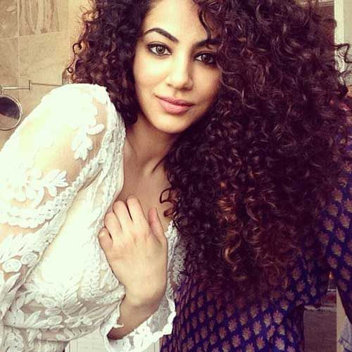 Voluminous Perms For Curly Hair Perm Hairstyles