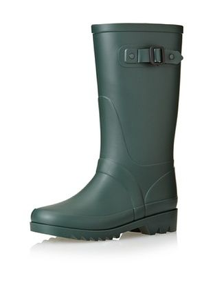 55% OFF igor Kid's Piter Rain Boot (Verde)