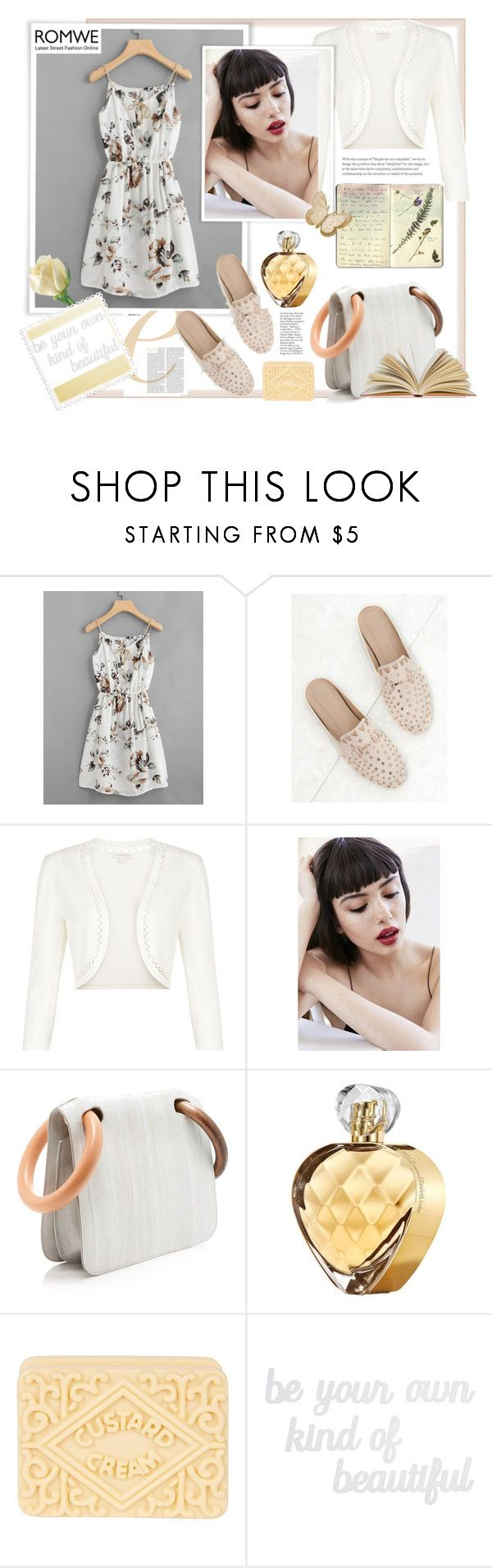 """""""Romwe."""" by natalyapril1976 ❤ liked on Polyvore featuring Monsoon, Moleskine, Obsessive Compulsive Cosmetics, Roksanda, Elizabeth Arden, Topshop and PBteen"""