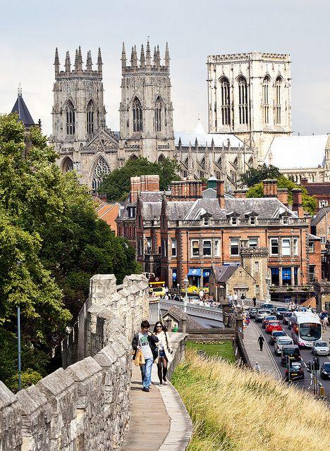 #York #England