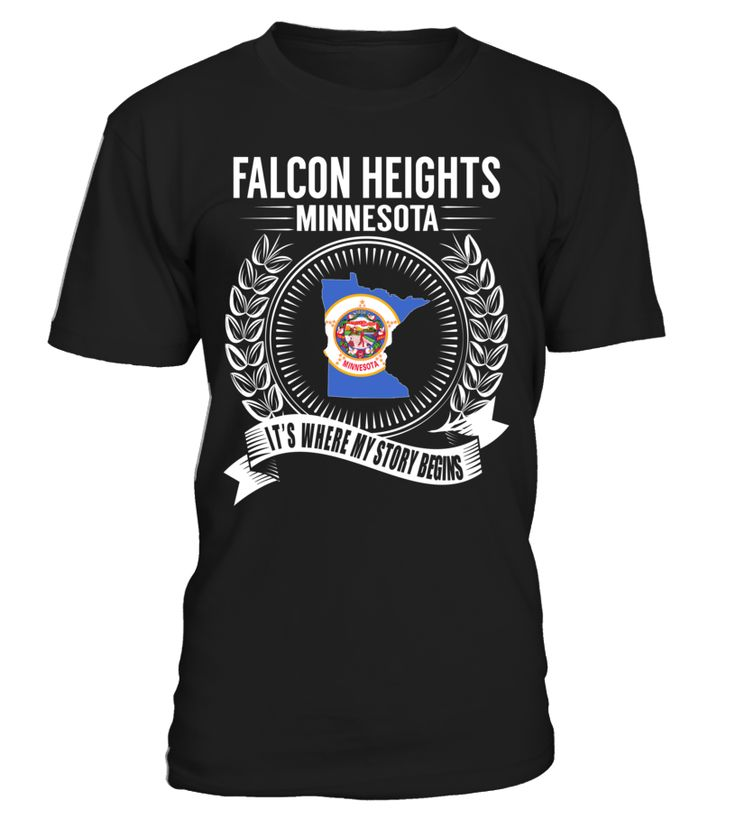 Falcon Heights, Minnesota - It's Where My Story Begins #FalconHeights