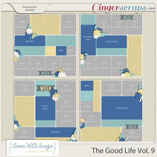 The Good Life Vol. 9