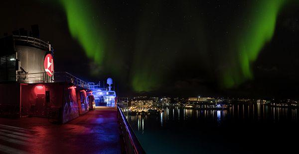 Новогодний круиз от норвежских фьордов до Лапландии #Hurtigruten #Norway #cruise