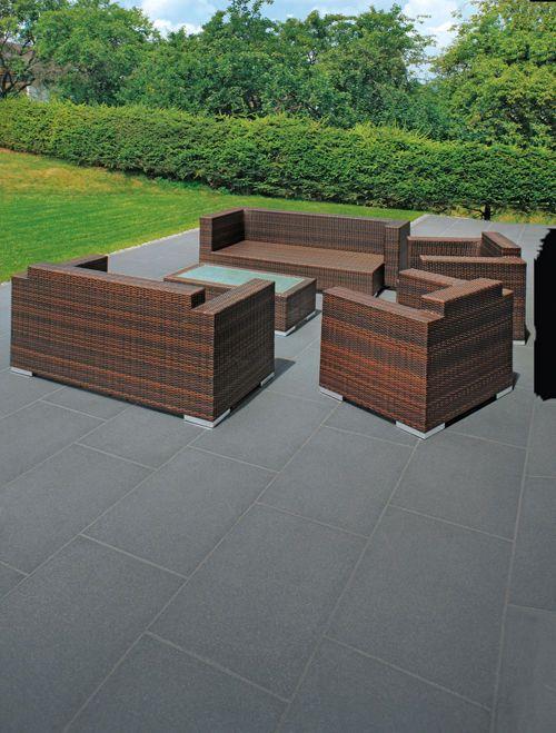 1000 ideas sobre suelos de exterior en pinterest pisos - Baldosa hormigon exterior ...