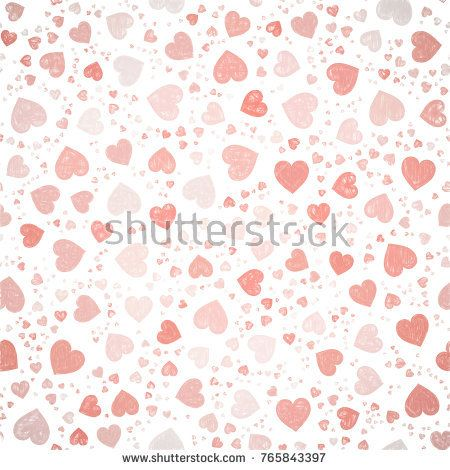 Red hearts illustration. Pattern of hearts. Stock photography, images, pictures, Illustrations, ideas. Download vector illustrations and photos on Shutterstock, Istockphoto, Fotolia, Adobe, Dreamstime