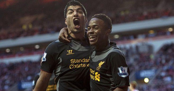Sterling Masih Terkenang Momen Aneh Suarez di Liverpool -  http://www.football5star.com/berita/sterling-masih-terkenang-momen-aneh-suarez-di-liverpool/