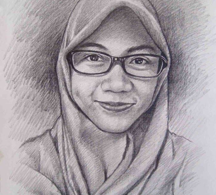 23 Gambar Kartun Muslimah Arsiran Cara Menggambar Wajah Wanita Berjilbab Cara Menggambar Keren Cara Sederhana Menggambar Wanita Be Gambar Kartun Gambar Kartun