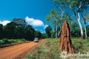 4WD tour of Cape York