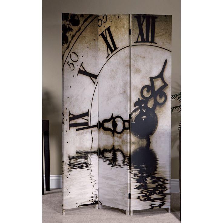 Bota Room Screen   Clock Design   Home Decor   Home