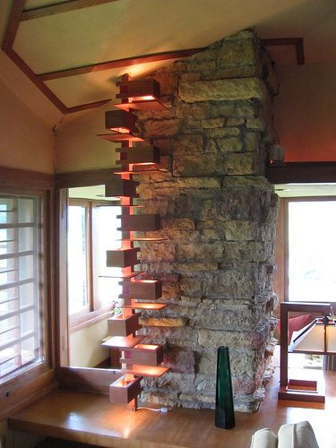 Frank Lloyd Wright Taliesin Lamp Plans Woodworking