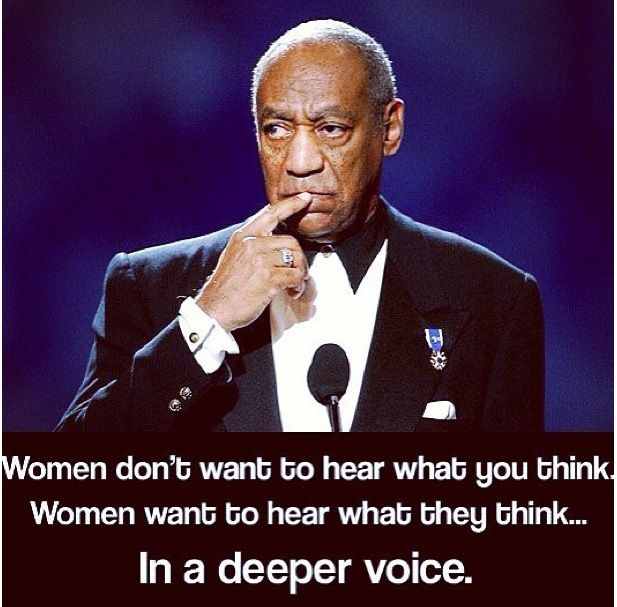 Love bill cosby,  Hit the nail on the head !