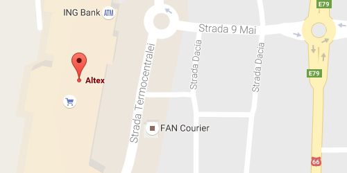 Altex Targu Jiu Shoopping Mall