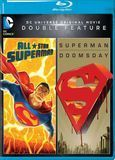DC Universe Original Movie Double Feature: All Star Superman/Superman Doomsday [Blu-ray], 1000596817