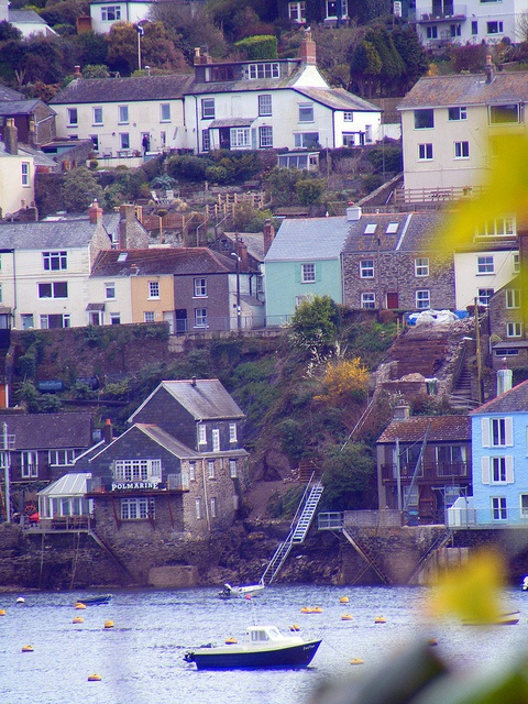 Beautiful Fowey A Stunning Fishing Harbour Only Short Drive From The Hotel Cornwallcornwall Coastcornwall