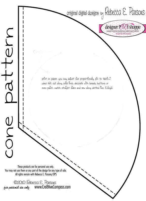 Cone-tree-pattern