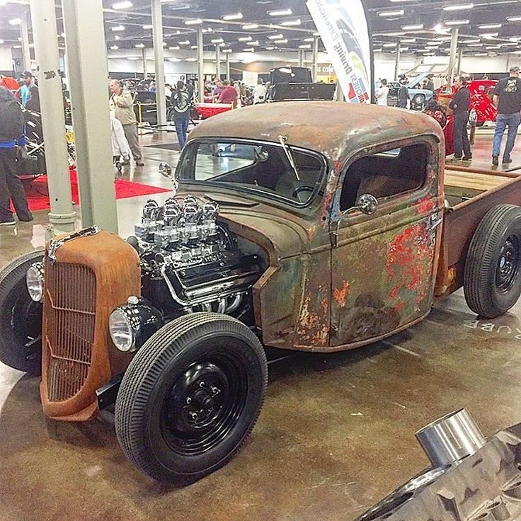 Pin By Randy McPherson On Rat Rods, Willys Gassers And