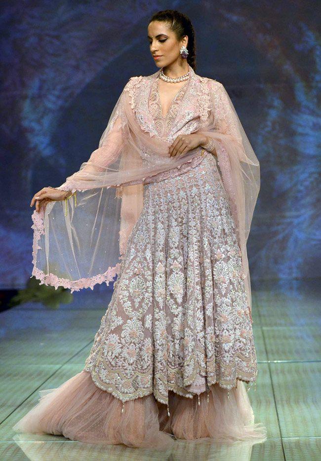 http://www.TarunTahiliani.com/ @ BMW India Bridal Fashion Week #IBFW2014 (August)