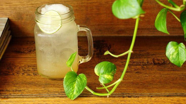 Refreshing  #lemon #ice #ginger
