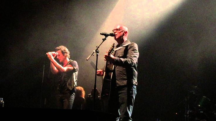 Brandon's Flowers and Neil Tennant of The Pet Shop Boys - Rent Live Los ...  This is beautiful.   www.realrocknrolla.net