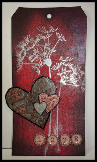 tag: Canvas Ideas, Heart Tags, Donna Downey, Tags Heart, Valentines Tags, Valentines Day, Valentines Valentinesday, Heart Design, Tags Art