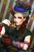 Image result for diy female mad hatter costume