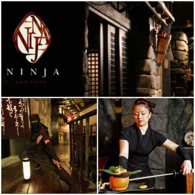 Ninja in New York City | 19 Places That Will Make Your Kid's Dreams Come True