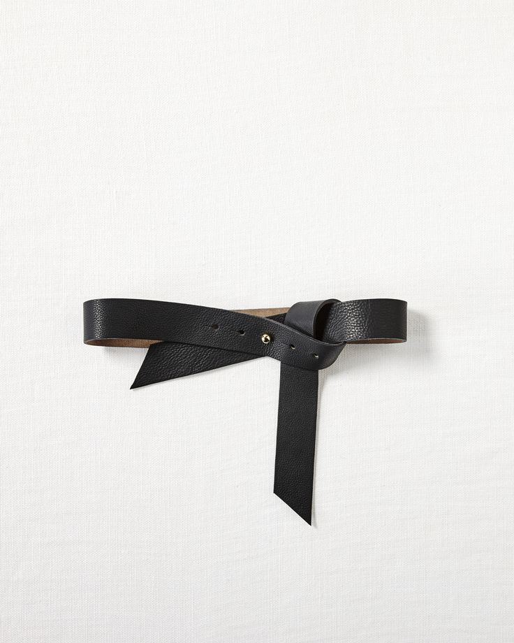Sophisticated but still playful, this is the kind of belt that instantly elevates a look. We advise keeping one close at hand for spur-of-the-moment outfit updates.