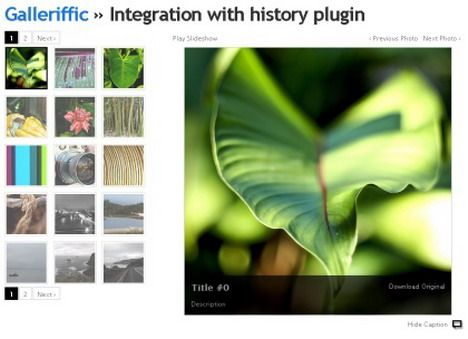 Top 46 Best jQuery Image Galleries, Sliders and Slideshows Plugins - Quertime