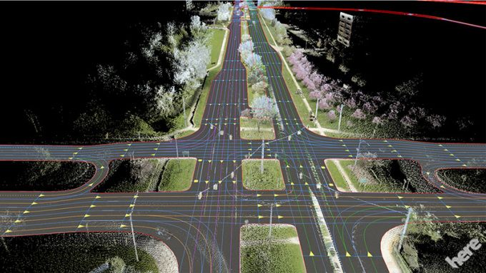 HERE Launches Cloud-Based Maps For Automated Driving - http://www.baindaily.com/?p=354623