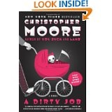 I love Christopher Moore.  The vampire trilogy and Lamb are great books, too.  His characters are hilarious.