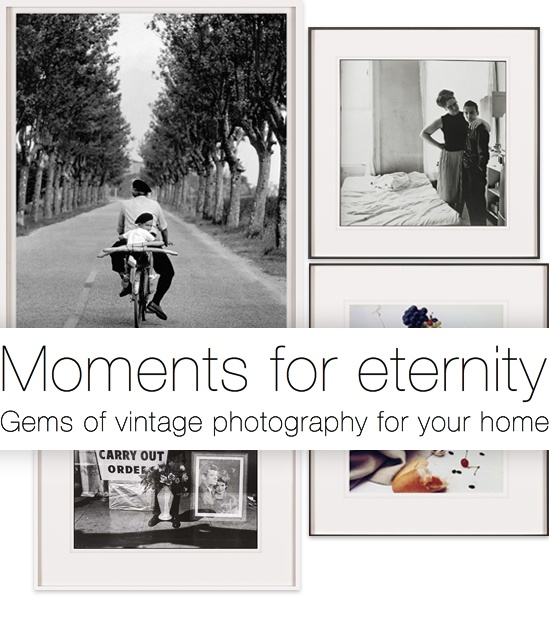 Moments for eternity - gems of vintage photography  http://artsation.com/en/shop/jewels-of-vintage-photography