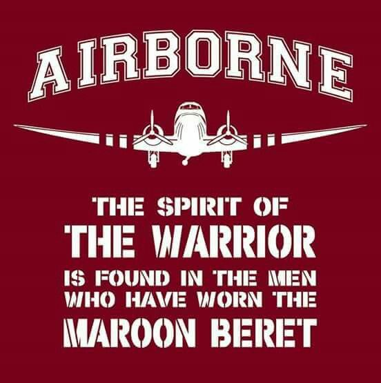 Airborne all the way!