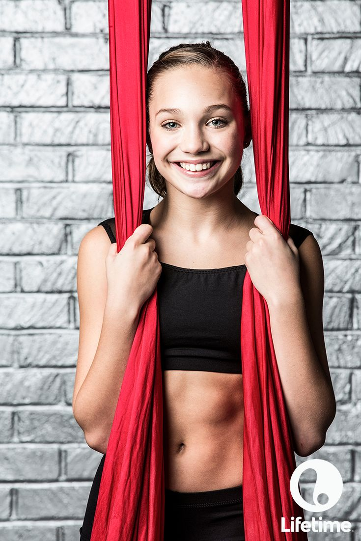 Loving these photos of Maddie Ziegler from this season of Dance Moms!
