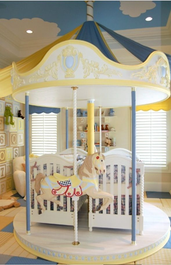 Marvelous Cribs For Twins. Too Cute.   See More Baby Furniture At Http:/