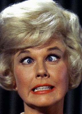 Doris Day. Another beautiful epic female singer/comedian/animal rights activist. If only we could all have balls as big as hers...
