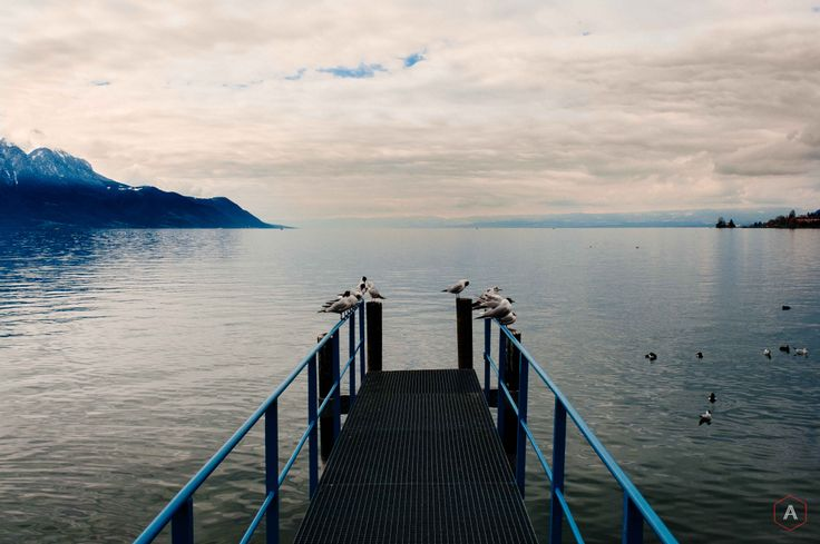 Montreux / Genfer See 2014