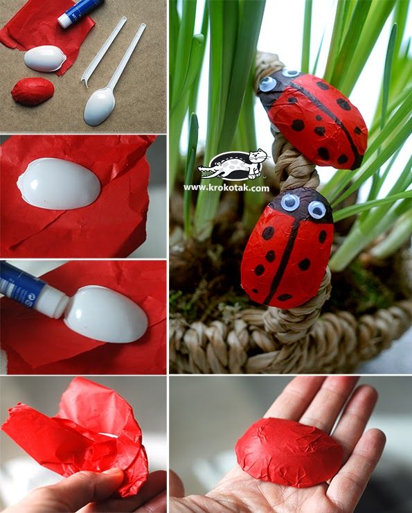 Παίζω και μαθαίνω στην Ειδική Αγωγή : Ανοιξιάτικες ιδέες για κατασκευές!!!