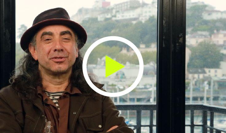 Watch:Torquay's Chris Macmeikan (aka DJ Tofu)is an MBE and pioneer of the UK Festival ...