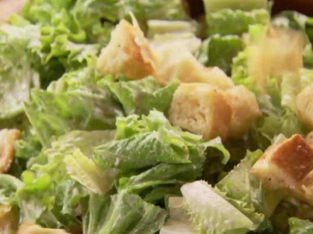 Get Ree Drummond's Julius Caesar Salad Recipe from Food Network