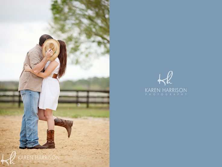 11 western engagement photos tampa