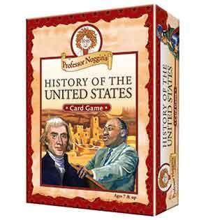 Professor Noggin's History of the USA Game
