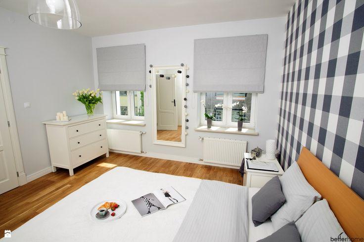 Sypialnia styl Skandynawski - zdjęcie od Better Home - Sypialnia - Styl Skandynawski - Better Home