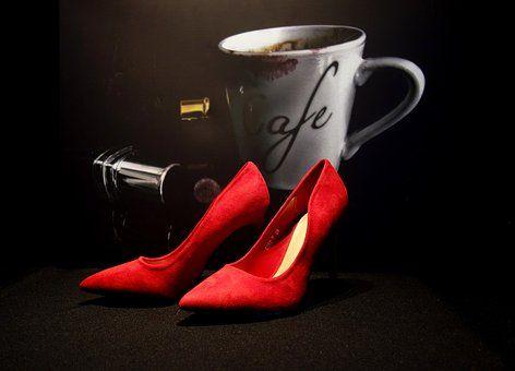 Ψηλά Τακούνια, Espresso, Κόκκινο